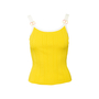 Authentic Second Hand Chanel Gradient Logo Knit Tank (PSS-990-00402) - Thumbnail 0