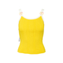 Authentic Second Hand Chanel Gradient Logo Knit Tank (PSS-990-00402) - Thumbnail 2
