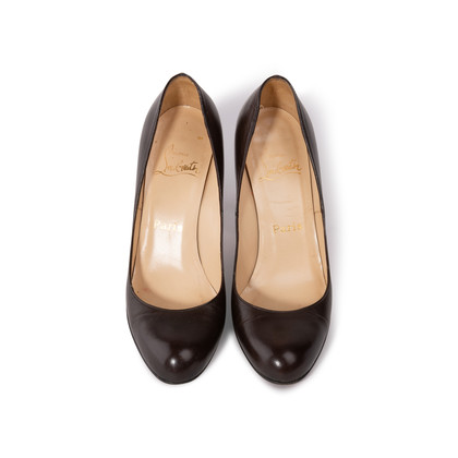 Authentic Second Hand Christian Louboutin Simple 100 Pumps (PSS-004-00124)