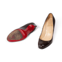 Authentic Second Hand Christian Louboutin Simple 100 Pumps (PSS-004-00124) - Thumbnail 4