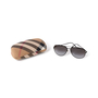 Authentic Second Hand Burberry Aviator Sunglasses (PSS-609-00048) - Thumbnail 7