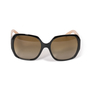 Authentic Second Hand Burberry Check Logo Sunglasses (PSS-609-00049) - Thumbnail 1