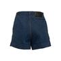 Authentic Second Hand Louis Vuitton Pinstripe Denim Shorts (PSS-990-00421) - Thumbnail 1
