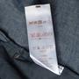 Authentic Second Hand Louis Vuitton Pinstripe Denim Shorts (PSS-990-00421) - Thumbnail 3