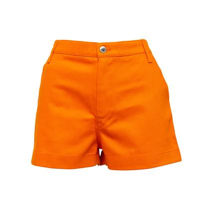 Authentic Second Hand Louis Vuitton Denim Shorts (PSS-990-00423)