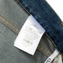 Authentic Second Hand Christian Dior Logo Boyfriend Cropped Jeans (PSS-990-00432) - Thumbnail 3