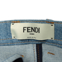 Authentic Second Hand Fendi Monster Eye Boyfriend Jeans (PSS-990-00427) - Thumbnail 3
