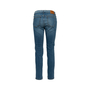 Authentic Second Hand Chanel Chainlink Print Jeans (PSS-990-00436) - Thumbnail 1