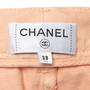 Authentic Second Hand Chanel Quilted Tie Waist Culottes (PSS-990-00437) - Thumbnail 2
