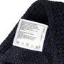 Authentic Second Hand Chanel Knit Stripe Shorts (PSS-990-00449) - Thumbnail 4