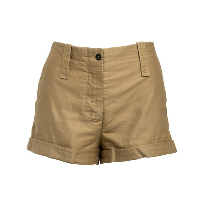 Authentic Second Hand Louis Vuitton Khaki Shorts (PSS-990-00450)