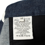 Authentic Second Hand Hermès Straight Cut Jeans (PSS-990-00440) - Thumbnail 3