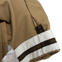 Authentic Second Hand Louis Vuitton Khaki Shorts (PSS-990-00450) - Thumbnail 2