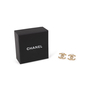 Authentic Second Hand Chanel CC Twisted Earrings (PSS-A34-00007) - Thumbnail 4