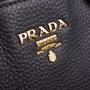 Authentic Second Hand Prada Shopping Vitello Daino Satchel (PSS-A34-00032) - Thumbnail 4