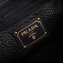 Authentic Second Hand Prada Shopping Vitello Daino Satchel (PSS-A34-00032) - Thumbnail 5