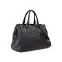 Authentic Second Hand Prada Shopping Vitello Daino Satchel (PSS-A34-00032) - Thumbnail 1