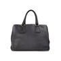 Authentic Second Hand Prada Shopping Vitello Daino Satchel (PSS-A34-00032) - Thumbnail 2