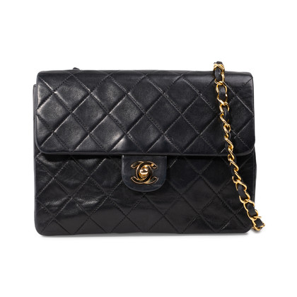 Authentic Second Hand Chanel Vintage Flap Bag (PSS-A34-00033)