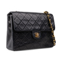 Authentic Second Hand Chanel Vintage Flap Bag (PSS-A34-00033) - Thumbnail 1