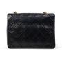 Authentic Second Hand Chanel Vintage Flap Bag (PSS-A34-00033) - Thumbnail 2
