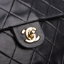Authentic Second Hand Chanel Vintage Flap Bag (PSS-A34-00033) - Thumbnail 5