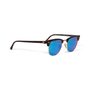 Authentic Second Hand Ray Ban Clubmaster Flash Lens Sunglasses (PSS-A34-00013) - Thumbnail 2