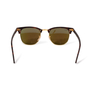 Authentic Second Hand Ray Ban Clubmaster Flash Lens Sunglasses (PSS-A34-00013) - Thumbnail 4