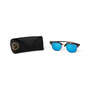 Authentic Second Hand Ray Ban Clubmaster Flash Lens Sunglasses (PSS-A34-00013) - Thumbnail 7
