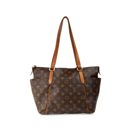 Authentic Second Hand Louis Vuitton Totally PM Monogram Bag (PSS-A34-00037)