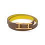 Authentic Second Hand Hermès Behapi Double Tour Bracelet (PSS-A49-00001) - Thumbnail 0