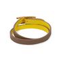 Authentic Second Hand Hermès Behapi Double Tour Bracelet (PSS-A49-00001) - Thumbnail 2
