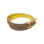 Authentic Second Hand Hermès Behapi Double Tour Bracelet (PSS-A49-00001) - Thumbnail 3
