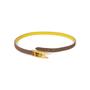 Authentic Second Hand Hermès Behapi Double Tour Bracelet (PSS-A49-00001) - Thumbnail 4