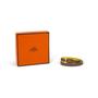 Authentic Second Hand Hermès Behapi Double Tour Bracelet (PSS-A49-00001) - Thumbnail 5