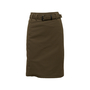 Authentic Second Hand Prada Belted Pencil Skirt (PSS-836-00020) - Thumbnail 0