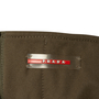 Authentic Second Hand Prada Belted Pencil Skirt (PSS-836-00020) - Thumbnail 2