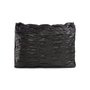 Authentic Second Hand Prada Nappa Gaufre Flap Clutch (PSS-A32-00001) - Thumbnail 2