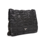 Authentic Second Hand Prada Nappa Gaufre Flap Clutch (PSS-A32-00001) - Thumbnail 1