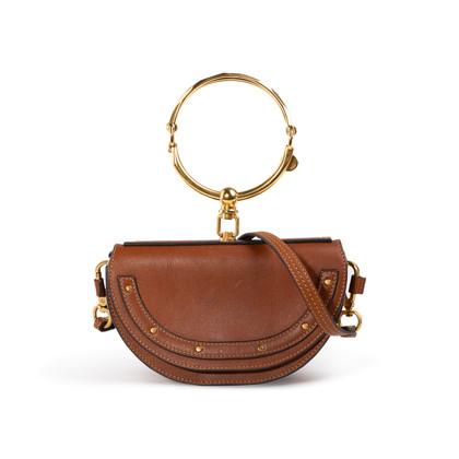Authentic Second Hand Chloé Nile Minaudière Bag (PSS-A32-00003)