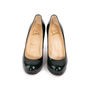 Authentic Second Hand Christian Louboutin Neofilo Patent Pumps (PSS-956-00082) - Thumbnail 0