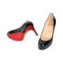 Authentic Second Hand Christian Louboutin Neofilo Patent Pumps (PSS-956-00082) - Thumbnail 4