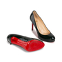 Authentic Second Hand Christian Louboutin Neofilo Patent Pumps (PSS-956-00082) - Thumbnail 5