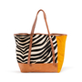 Authentic Second Hand See by Chloe Zebra Calf Hair Tote (PSS-A32-00004) - Thumbnail 2