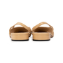 Authentic Second Hand Chanel Two Tone Slingbacks (PSS-A47-00001) - Thumbnail 2