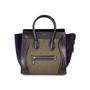 Authentic Second Hand Céline Felt Mini Luggage Bag (PSS-A47-00003) - Thumbnail 0