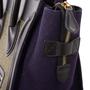 Authentic Second Hand Céline Felt Mini Luggage Bag (PSS-A47-00003) - Thumbnail 6