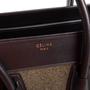 Authentic Second Hand Céline Felt Mini Luggage Bag (PSS-A47-00003) - Thumbnail 4