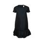 Authentic Second Hand S Max Mara Ruffled Shift Dress (PSS-A26-00026) - Thumbnail 0