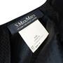 Authentic Second Hand S Max Mara Ruffled Shift Dress (PSS-A26-00026) - Thumbnail 2